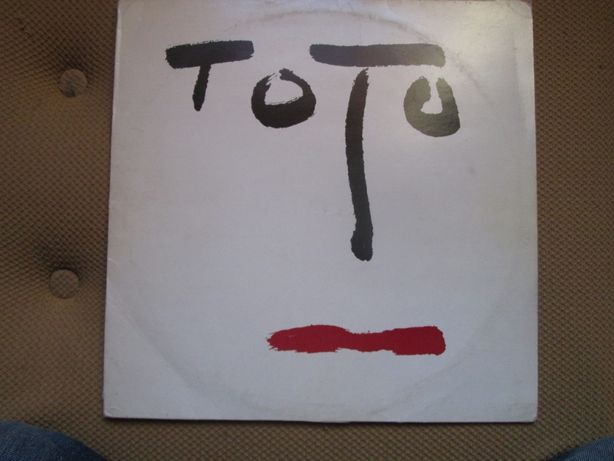 Пластинка Toto, альбом Turn Back