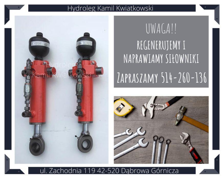 Regeneracja Naprawa Siłowników Naprawa Hydrauliki Hakowców Hds Częstochowa - image 1