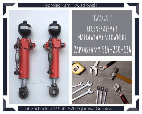 Regeneracja Naprawa Siłowników Naprawa Hydrauliki Hakowców Hds