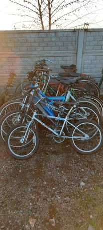 Rowery rower różne