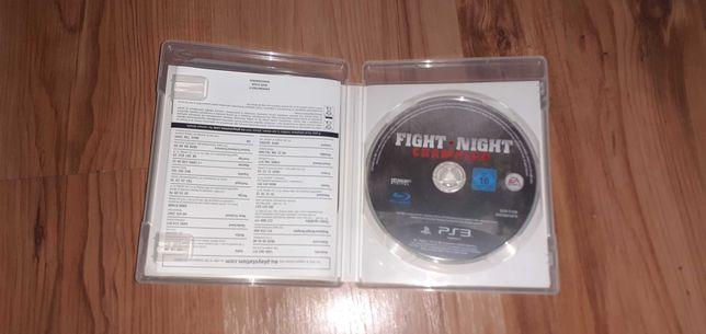 Boks FightNightChampion na PS3 dziala multiplayer