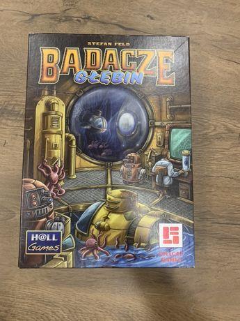 Badacze Głębin gra planszowa gry planszowe gra karciana wymienię