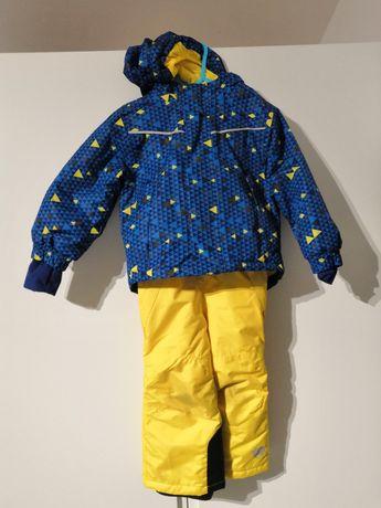Kurtka i spodnie narciarskie-zestaw