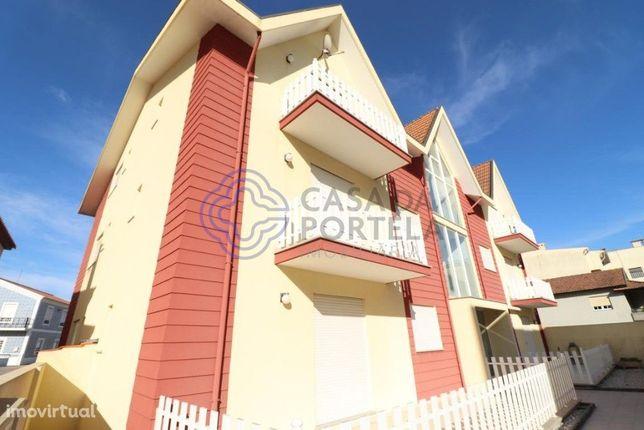 Apartamento T2 - 50 metros 1ª Linha da Praia