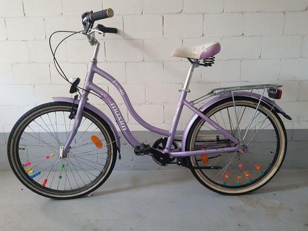 Rower dla dziewczynki maxim 4.6