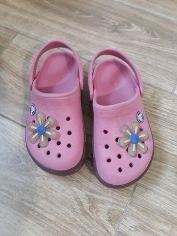 Кроксы Crocs размер С 10-11 стелька 17см