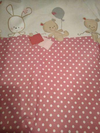Komplet kołdra plus poduszka dla dzieci