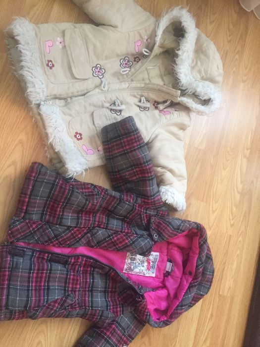 Куртки на вік від 3 до 5 років Луцк - изображение 1
