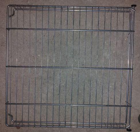 Grade com rolamentos para amário de cozinha de 60x60cm
