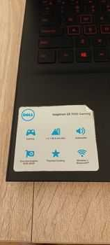 Laptop gamingowy DELL INSPIRON
