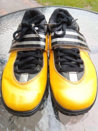 Adidas adizero buty halówki bieżnia track & field rozm. 38