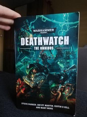 Książka Deathwatch The Omnibus Warhammer 40k