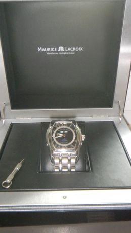 Продам часы Maurice Lacroix Masterpiece Phases de Lune Tonneau