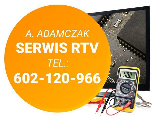 Naprawa RTV Białystok - serwis telewizorów LCD, LED i inne