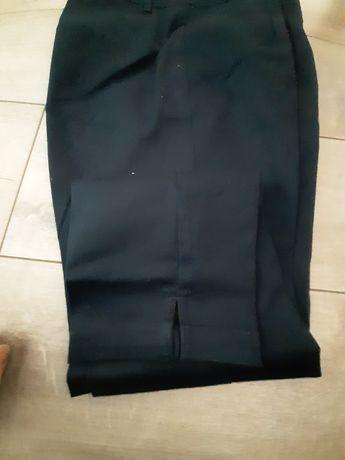 брюки С&A темно синие 100 %хлопок