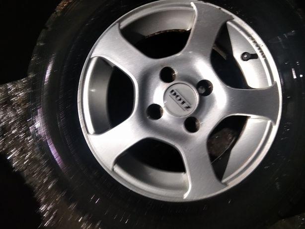 Alufelgi dotz 4x100 r13 Opel VW