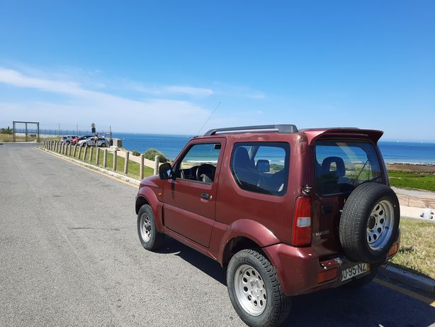 Suzuki jimny 1.6