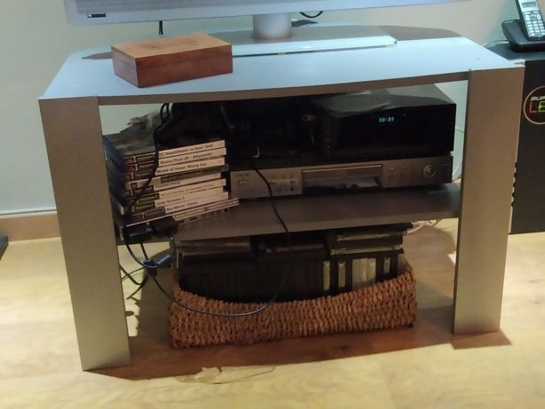 Mesa TV sem marcas de uso