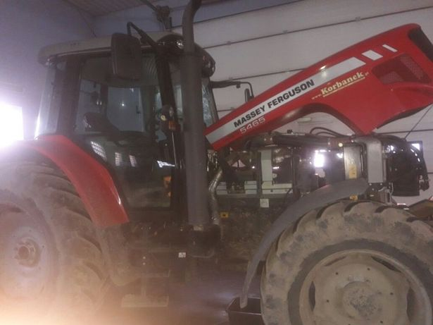 Naprawa remonty kapitalne maszyn budowlanych rolniczych ciągników