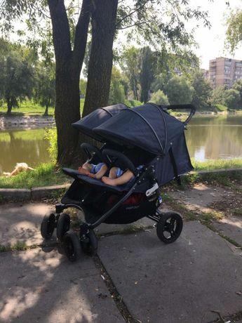Детская двойная коляска Valco Baby Snap Duo