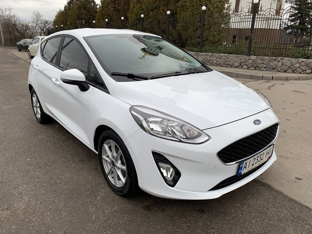 Ford Fiesta Busineses