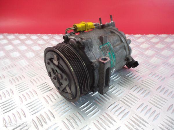 Compressor Do Ar Condicionado Peugeot 407 (6D_)