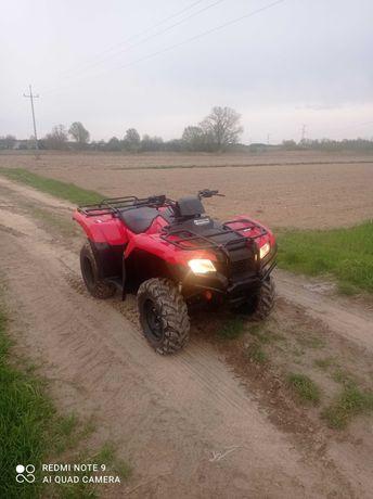 Quad Honda TRX rancher Fourtrax 420