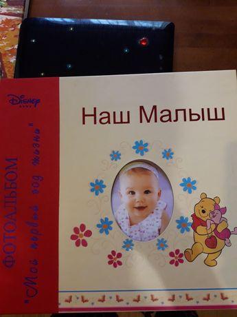 Фотоальбом,  детский альбом для фото, альбом для новорождённых