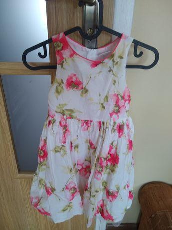 Sukienki dla dziewczynki 116-98
