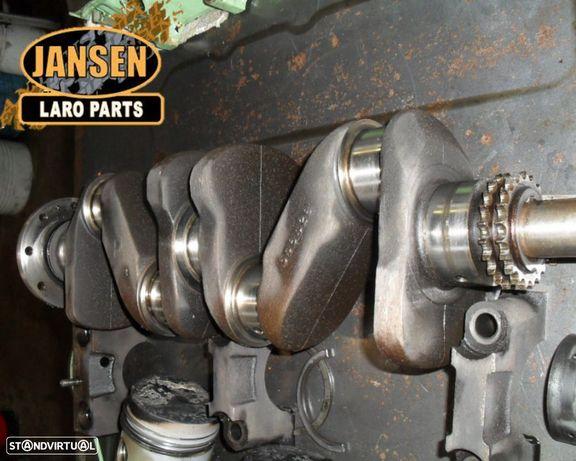 Land Rover Series 2.25 gasolina combota