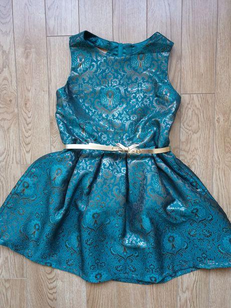 Очень красивое платье ф.Childrensplase, рост 146 см