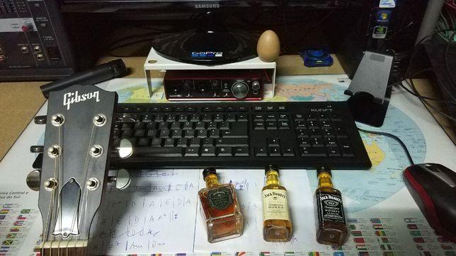 Jack Daniel's - miniaturas para troca