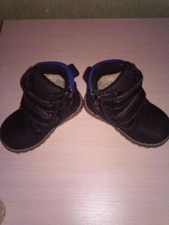 Зимние ортопедические ботинки Jong Golf