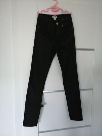 Spodnie h&m roz 34