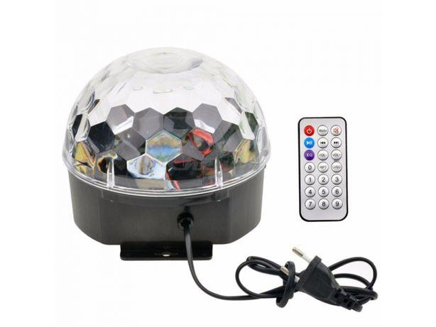 Projektor KULA DISCO MP3 BLUETOOTH nowy gwarancja