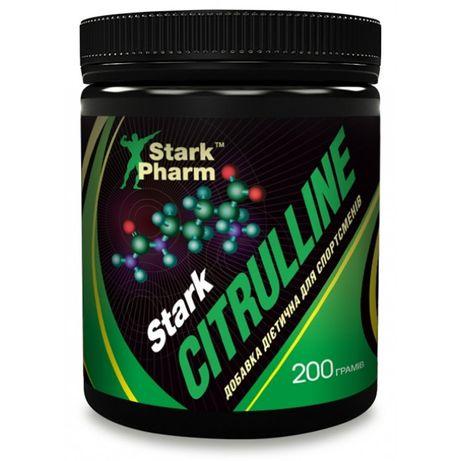 Цитруллин 2:1 Stark Citrulline Malate 200 аминокислота аналог Стимол
