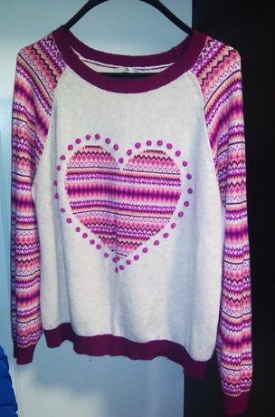 Модный свитер новогодний,ботал батал 52-54 рр