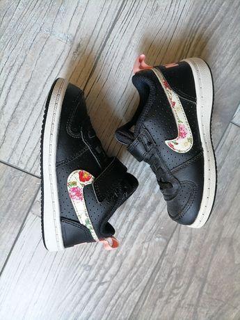 Nike z motywem kwiatowym 23,5 polecam :)