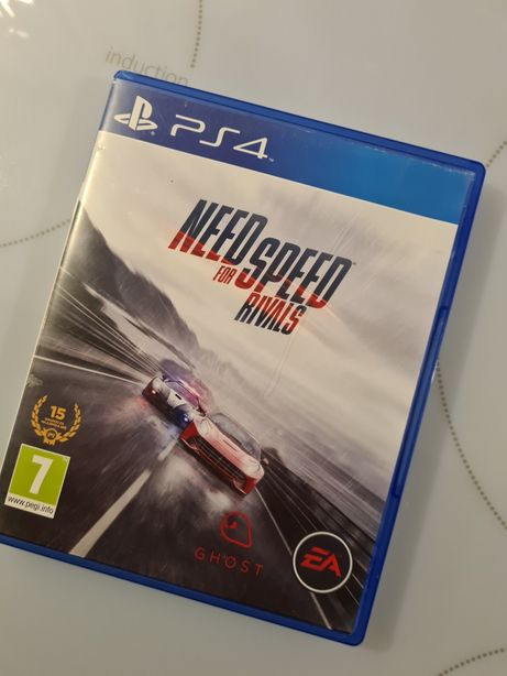 Need for Speed Rival Ps4 Playstation 4