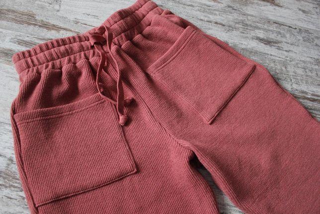 Штаны спортивные xs пудра брюки