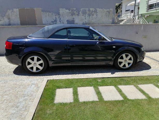 Audi A4 cabrio 1.8 turbo