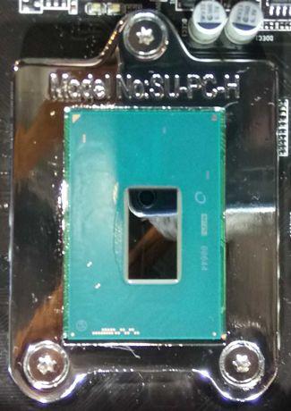 Intel Core i7 2.9GHz-3.6GHz 6C12T, LGA 1151, 1151v2 (аналог i5-10400)