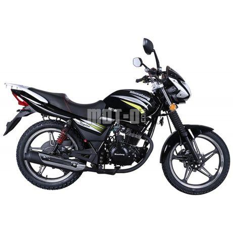 Мотоцикл Musstang Region MT150