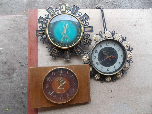 часы разные ссср под восстановление