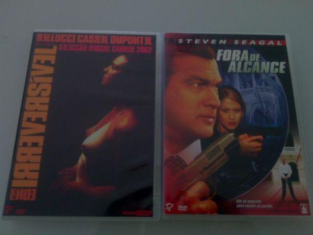 conjunto 2 filmes originais
