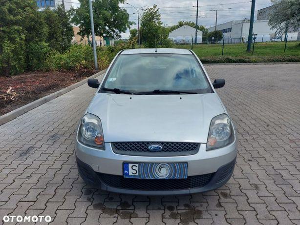 Ford Fiesta 2 Letni GAZ LPG!!! Niski Przebieg!!!