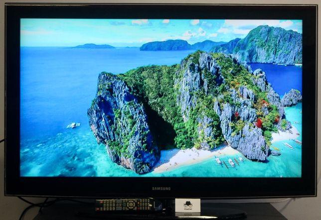"iGadżet | TV Samsung 46"" Full HD Telewizor Oryginalny Pilot"