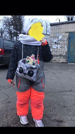 Зимний комбинезон Topolino