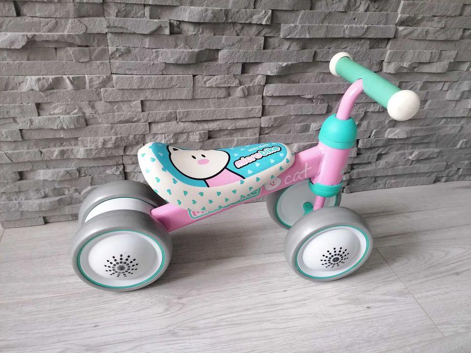 Milly Mally Microbike cat / micro bike / rowerek biegowy Zielona Góra - image 1
