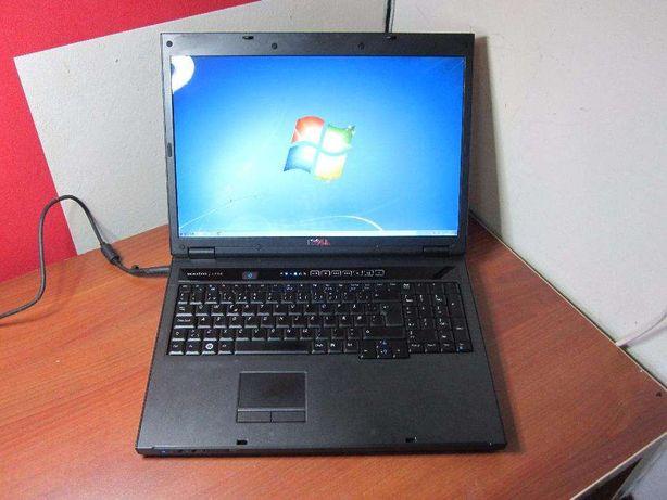 Laptop Dell Vostro 1710/c2d/3GB/250 GB HDD/9600gs/Bioskomp/GWARANCJA